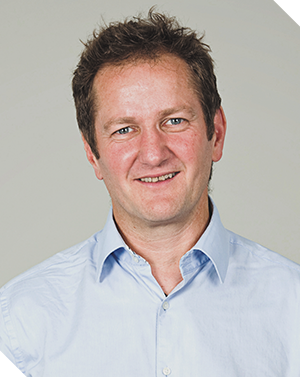 Jon Sparkes, Chief Executive of Crisis