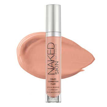 Naked Skin Color Correcting Fluid - Peach