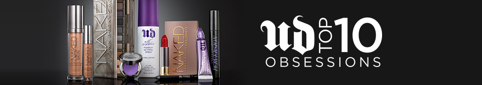 UD Top 10 Obsessions