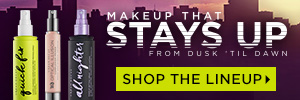Makeup That Stays Up