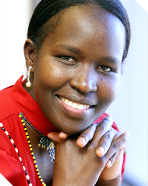 Kakenya Ntaiya, PhD, Founder and President of KCE