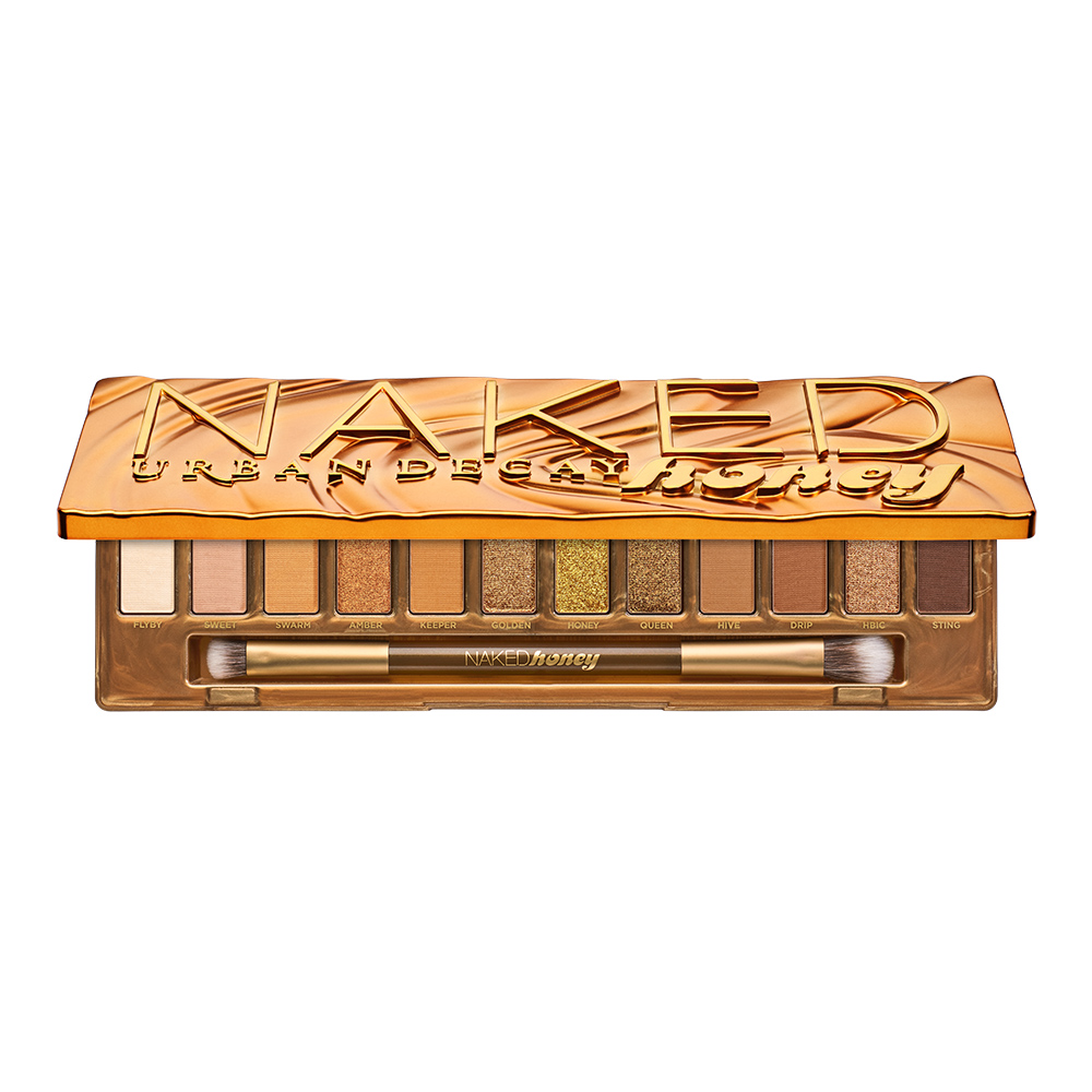Urban Decay | Naked Honey Eyeshadow Palette