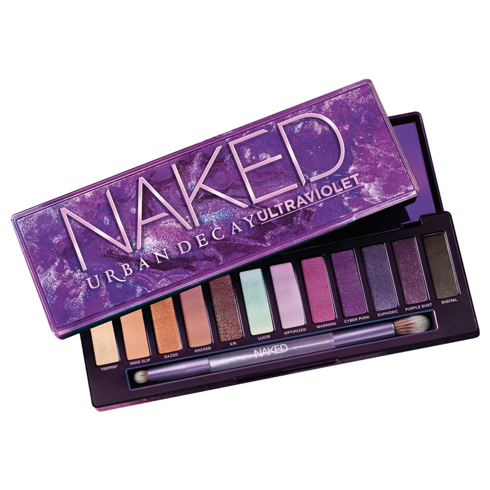 Naked Ultraviolet Eyeshadow Palette | Urban Decay