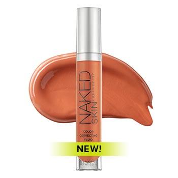 Naked Skin Color Correcting Fluid - Deep Peach