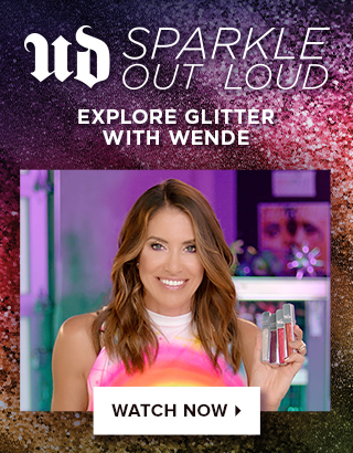 Urban Decay | Wende Introduces Glitter Rock