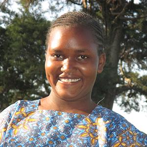 Linet Moposhi's success story