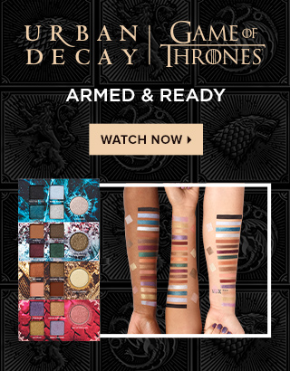 Urban Decay | Game of Thrones Eyeshadow Palette Swatches