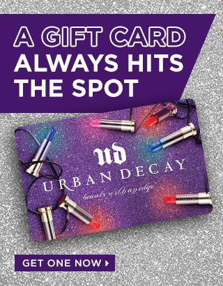 A GIFT CARD ALWAYS HITS THE SPOT. GET ONE NOW