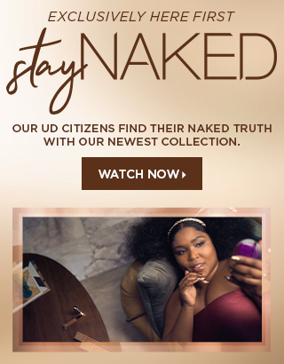 Introducing the All-New Stay Naked Collection | Urban Decay Cosmetics
