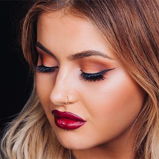 Burnt and Lethal Look Tutorial by Jamie Genevieve | Naked Ultimate Basics | Urban Decay