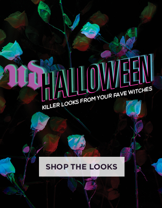 UD Halloween. Killer looks from your fave witches. Shop Now >