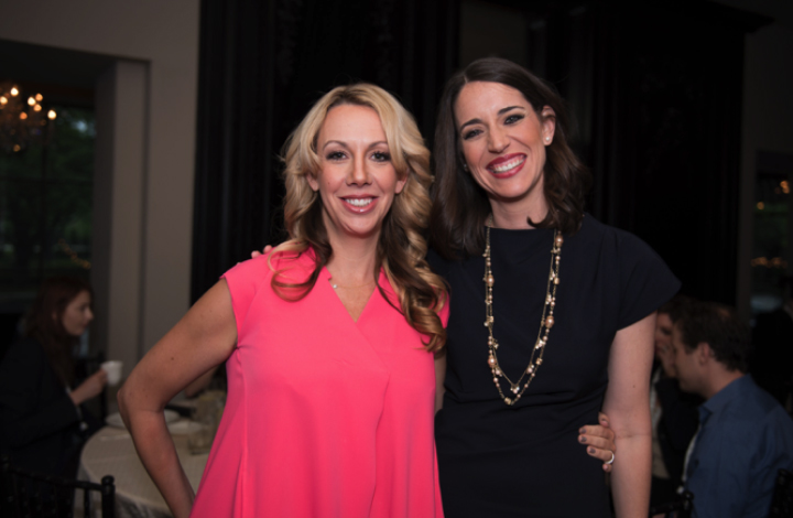 Elizabeth Gore (Dell Entrepreneur-in-Residence) and Carolyn Rodz (Circular Board Founder and CEO)