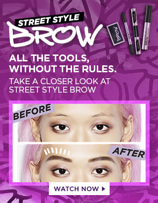 First Look! Street Style Brow Collection | Urban Decay