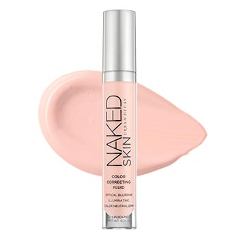 Naked Skin Color Correcting Fluid - Pink