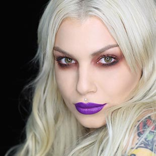 Nude Goes Grunge Look Tutorial by Bailey Sarian | Naked Ultimate Basics | Urban Decay