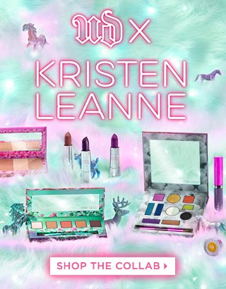 UD X KRISTEN LEANNE. SHOP THE COLLAB >