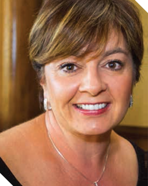 Margaret Bayston, CEO/Executive Director of Laura's House