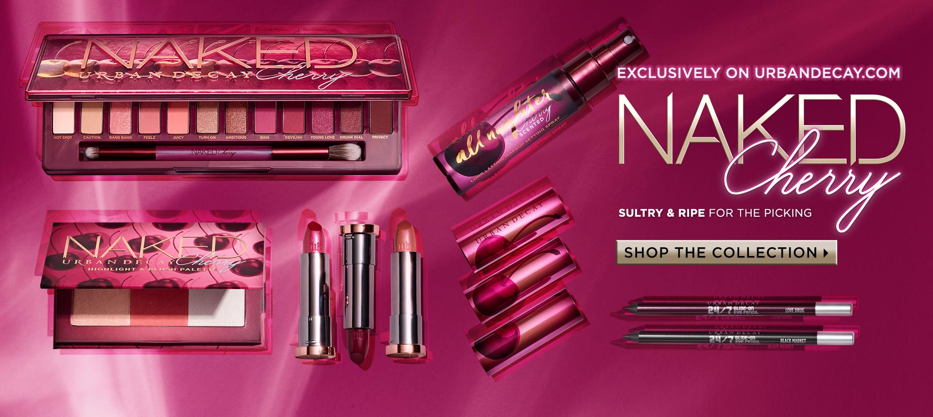 Makeup for Eyes, Lips & Face | Urban Decay