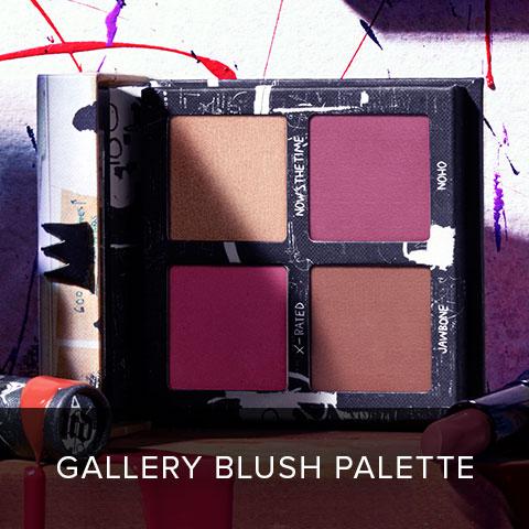 Gallery Blush Palette