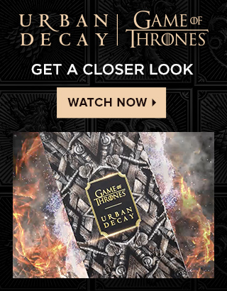 Introducing the Urban Decay | Game of Thrones Collection