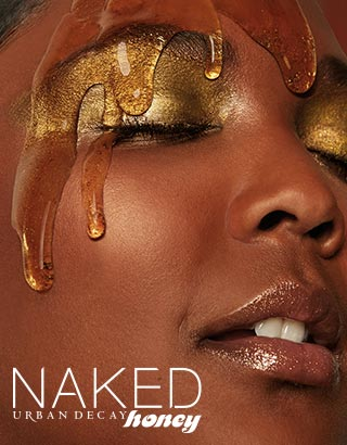 Naked Urban Decay Honey. Shop Now>