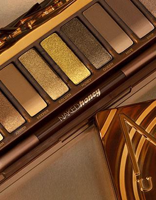 Naked Honey Palette. Shop Now>
