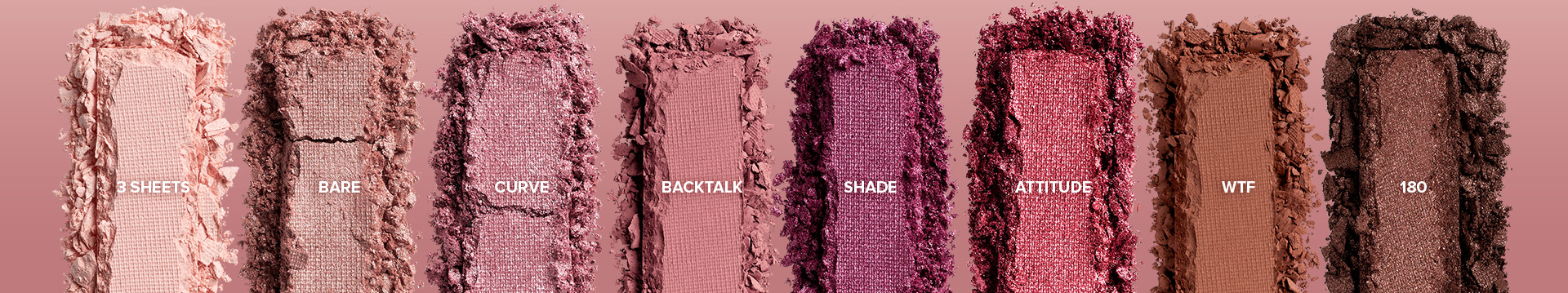 Urban Decay | Backtalk Palette